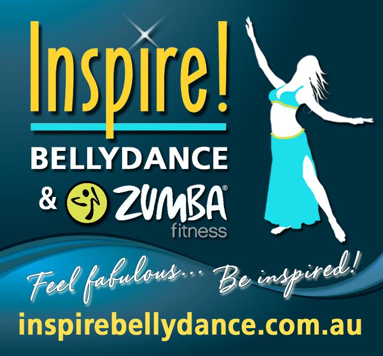 Inspire Belly Dancing