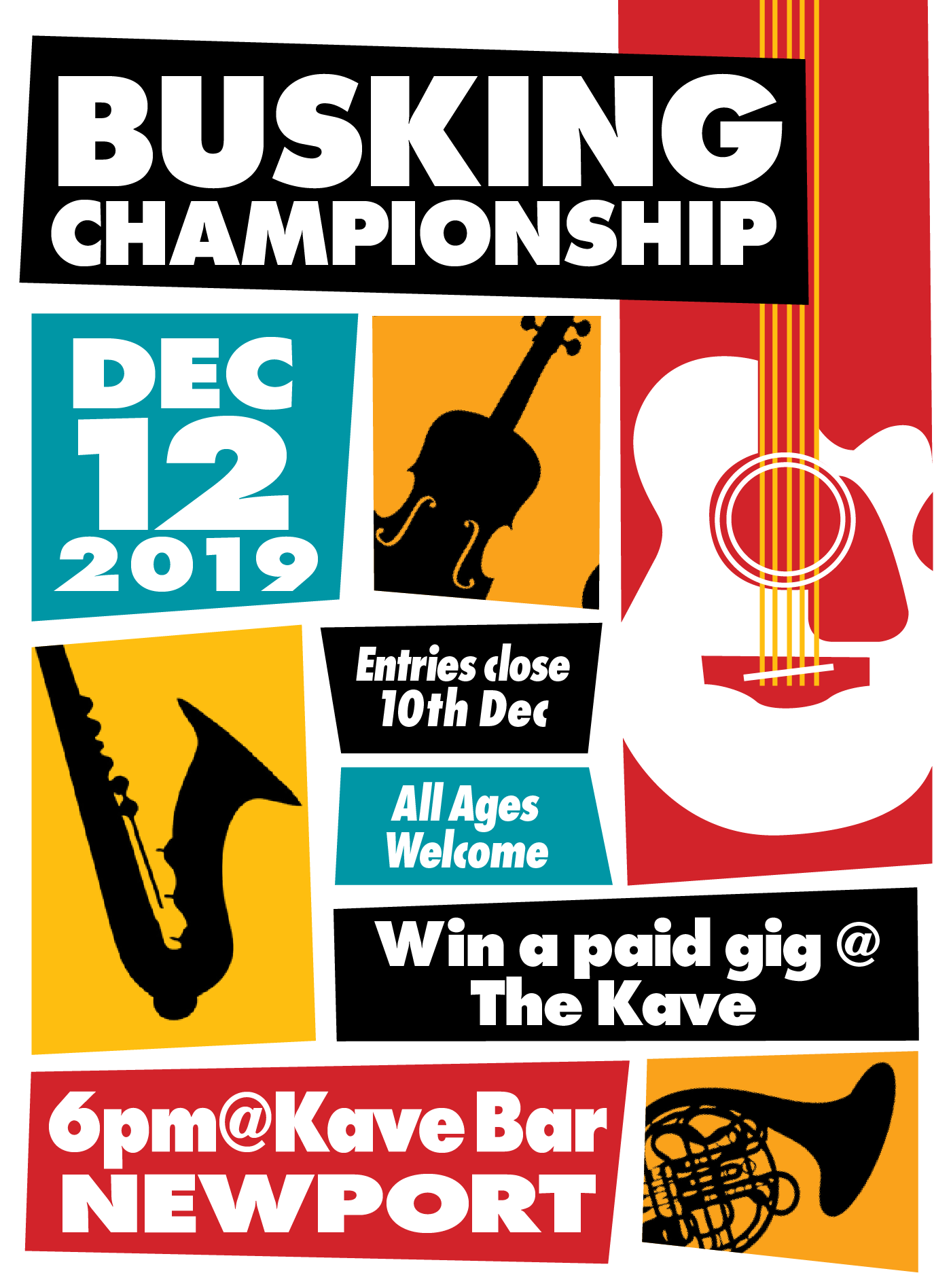 Busking Competition